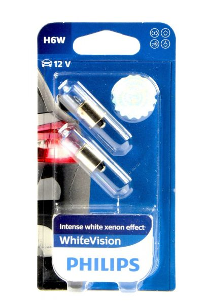 H6W Philips White Vision