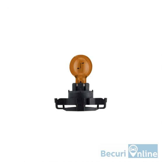 Bec semnalizare PY24W Philips HiPer Vision, 12V, 24W