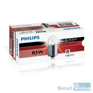 Becuri auxiliare R5W Philips Standard, 24V, 5W