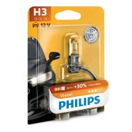 Bec far H3 Philips Vision, 12V, 55W, blister 1 bec