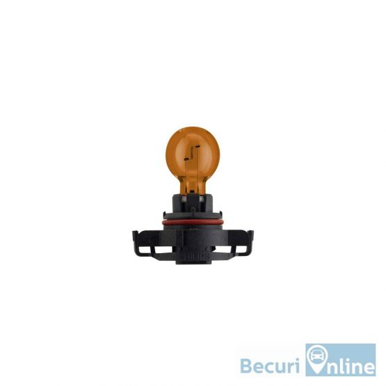 Bec semnalizare PSY24W Philips HiPer Vision, 12V, 24W