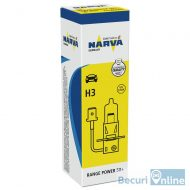 Bec far H3 Narva Range Power 50+, 12V, 55W
