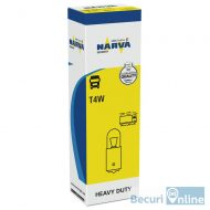 Becuri auxiliare camion T4W Narva Standard, 24V, 4W