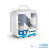 Becuri far NARVA H1 Range Power blue, 12V, 55W, set 2 buc